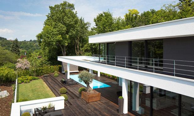 Minimalistisch Häuser By Philipp Architekten   Anna Philipp
