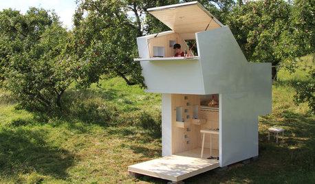 Архитектура: Компактное пространство для жизни