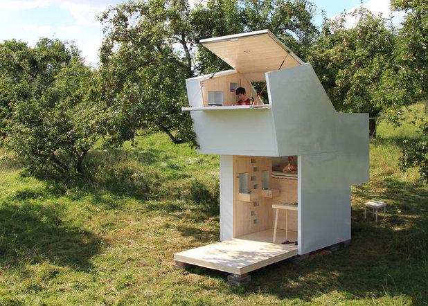 Trendy Hus & facade by studio3 architekten