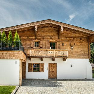 Landhausstil Häuser Ideen Design Bilder Houzz