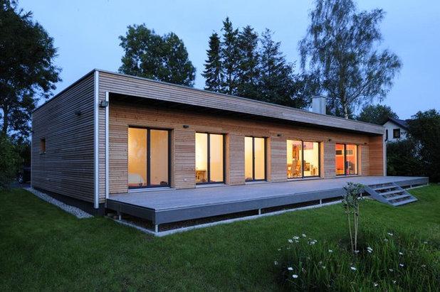 Modern Häuser by Bau-Fritz GmbH & Co. KG