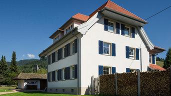 Münstertal Privatprojekt - von außen
