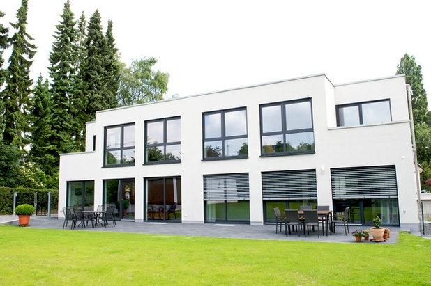 Modern Häuser by tanja groß architektur