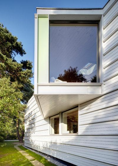 Modern Häuser by Archibald Büro