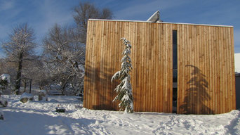 Neubau Einfamilienhaus Holzrahmenbauweise