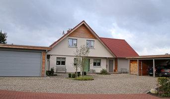 Neubau Einfamilienhaus in Nienstädt in wohngesunder Holzrahmenbauweise