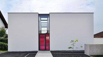 Neubau Einfamilienhaus Mainz | Architekt Tobias Herrmannsdörfer