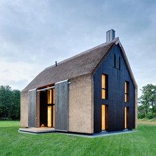 Contemporary Exterior by Möhring Architekten