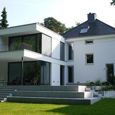 Contemporary Exterior by DG/D Architekten