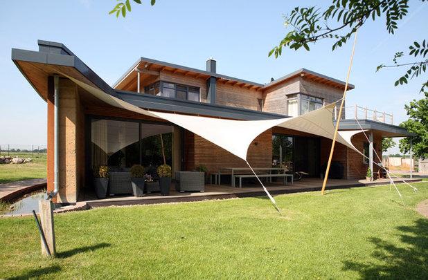 Rustikal Häuser by Studio B2