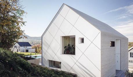 Bautrend vorgehängte Fassade: Außenhaut mit Schutzfunktion