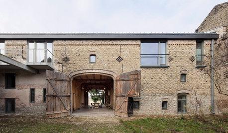 Serie Architektur erneuern: Wann sich ein Umbau lohnt