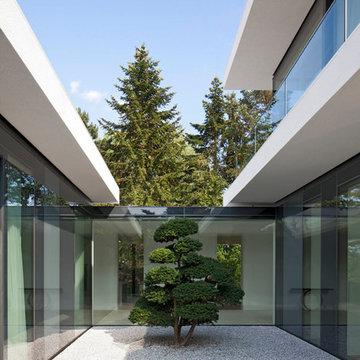 Pavillonvilla in Bayern