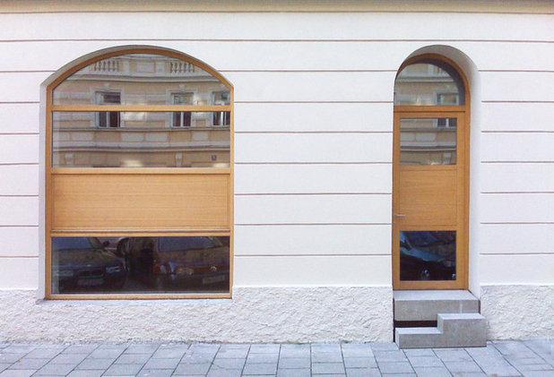 Classico Facciata by studio lot Architektur | Innenarchitektur