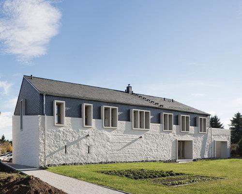 Moderne häuser fassaden modernes haus