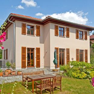 Mediterrane Häuser mediterrane häuser ideen, design & bilder | houzz