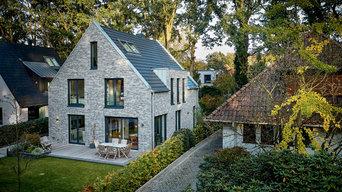 Satteldachhaus modern interpretiert