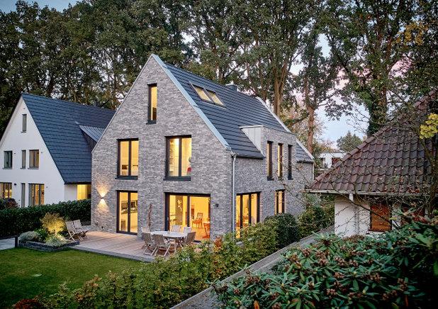 Modern Häuser by Mittelstädt Baugeschäft GmbH