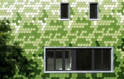 26 Fassadenmaterialien mit beeindruckender Haptik und Optik