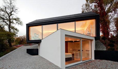 Houzz Германия: Дом на скале с лучшим видом в стране