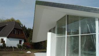 Sechseckhaus