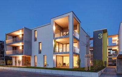Nachhaltig bauen mit einer Baugruppe: Die Solarstadt in Weil am Rhein