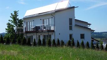 Sonnenhaus - Energieeffizient und Nachhaltig