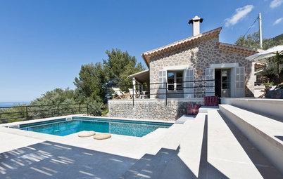 Casas Houzz: Vacaciones de ensueño con vistas al mar en Mallorca