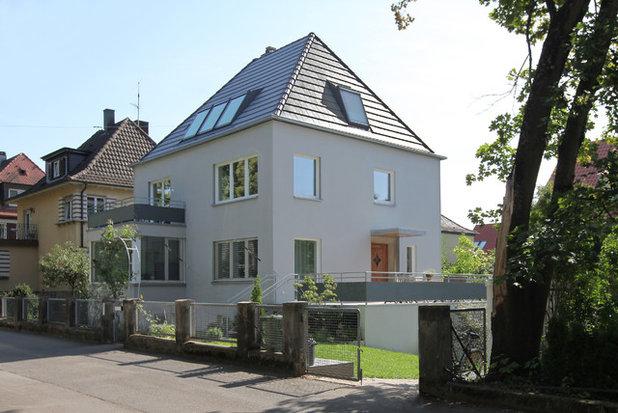 von pult bis mansarddach hier kommen die beliebtesten dachformen. Black Bedroom Furniture Sets. Home Design Ideas