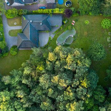 Superschönes Haus mit Waldgrundstück