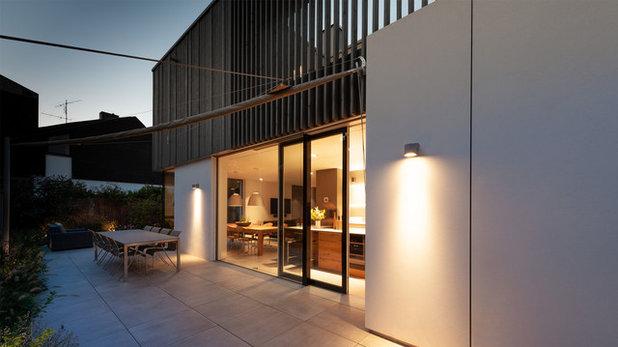 Modern Häuser by GRIMM ARCHITEKTEN BDA