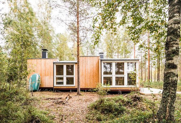 Skandinavisk Fasad by Andre Boettcher Photography