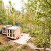 Houzz Tour: Ett hus med nybyggaranda i de finska skogarna