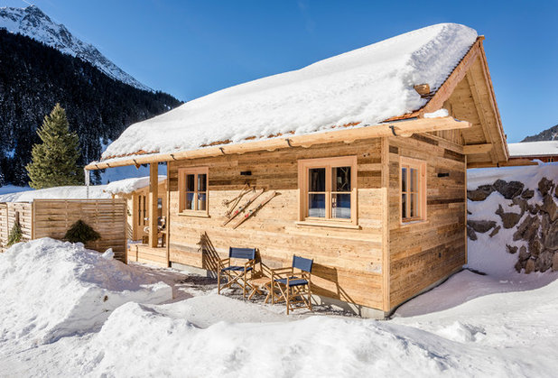 houzzbesuch ein modulares tiny chalet in den tiroler alpen. Black Bedroom Furniture Sets. Home Design Ideas
