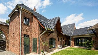 Umbau eines ehemaligen Stallungsgebäudes im Rhein-Erft Kreis