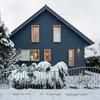 Ein biederer Berliner Klinkerbau wird umgebaut