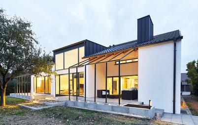 Vorher-Nachher: Elternhaus wird Zuhause für drei Generationen