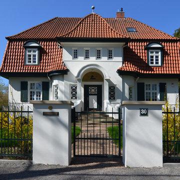 Umbau-Projekt 1911 Villa