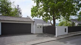 Umbau & Sanierung Privathaus, Bielefeld