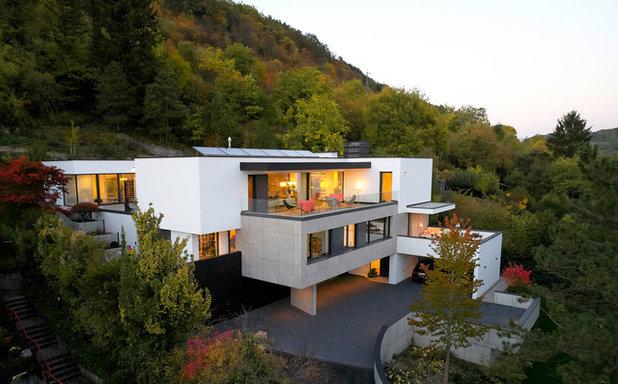 Modern Häuser by Lazi + Lazi Fotografie und Bildbearbeitung