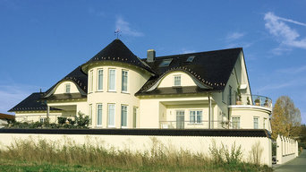 Villa am Strand