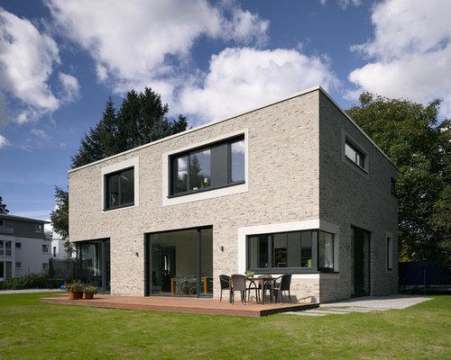 Moderne Häuser und Fassaden: Ideen für die Haus ...