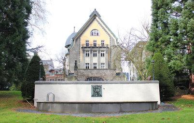 Houzzbesuch: Edler Tropfen an der Mosel – die Villa Huesgen
