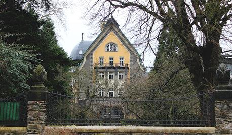 Houzz Германия: Изысканные вина Мозеля на вилле Хьюсген