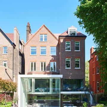 Villa in Hampstead