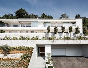 Villa Lombardo - Luxus in der Schweiz