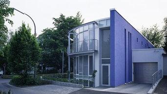 Villa West, Cologne