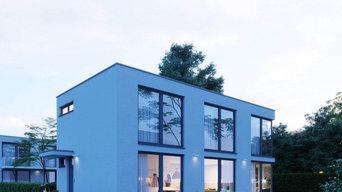 Visualisierung Einfamilienhäuser