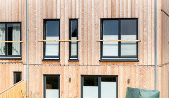 Wohnen unter Grün - Extensive Dachbegrünung auf einer norddeutschen Insel