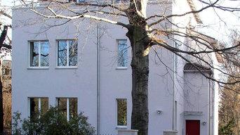 Wohngemeinschaft für Fortgeschrittene - Umbau und Sanierung eines Wohnhauses